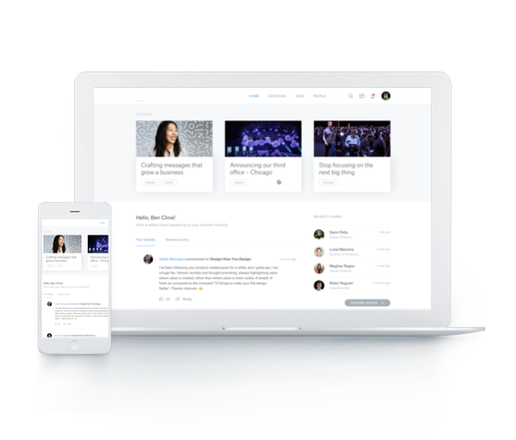 TaliVest - Engage with your future, current or former employees