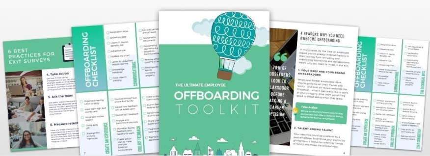 offboarding best practice toolkit