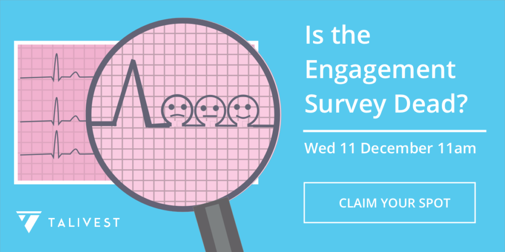 Is the Employee Engagement Survey Dead?